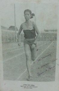 Lydia De Vega Age 16