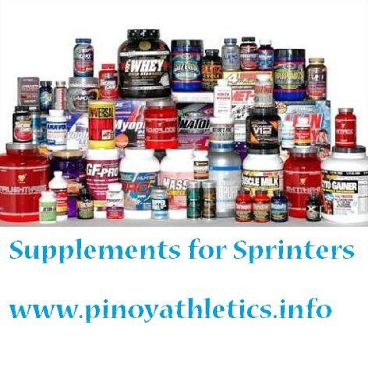 5 absolutely awesome Workout Supplements made for sprinters 21