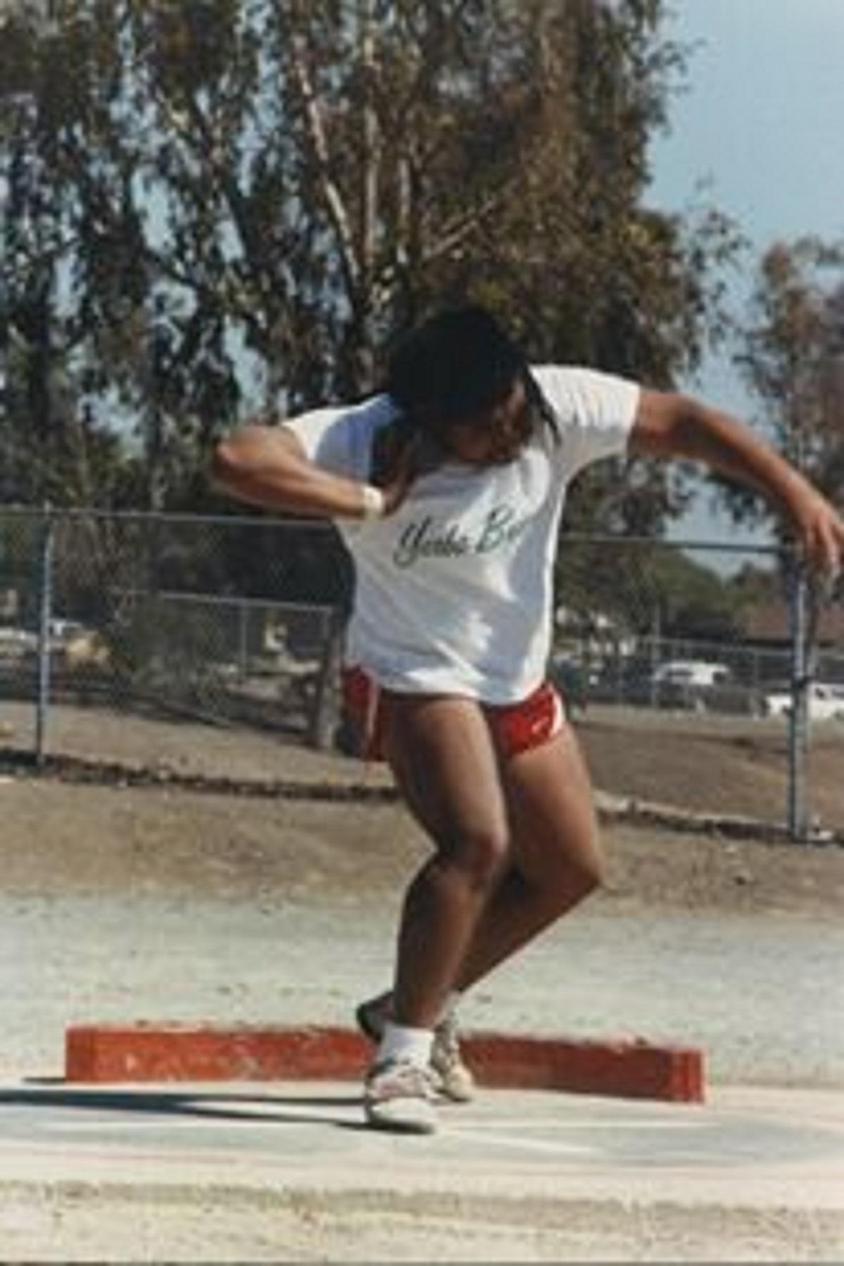 Bruce Ventura athlete
