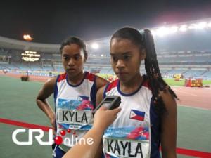 Kayla and Kyla Richardson