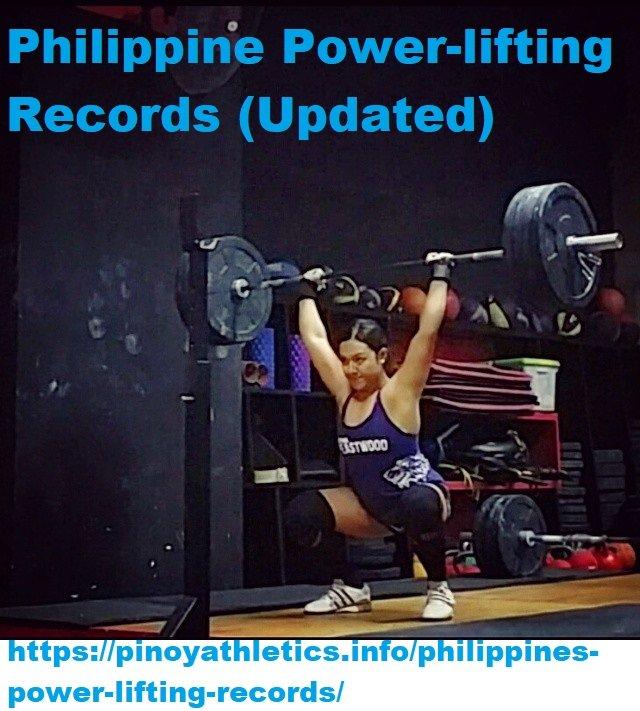 Powerlifting Philippines