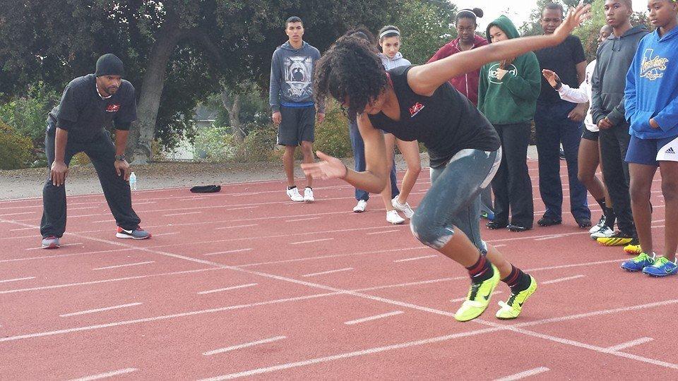 Kyla-Richardson-training