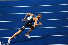400 Meter Training