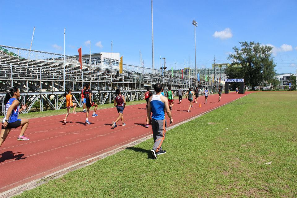 Drills for Sprinters