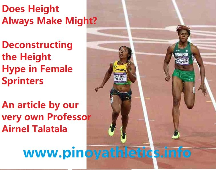 Female SPrinter