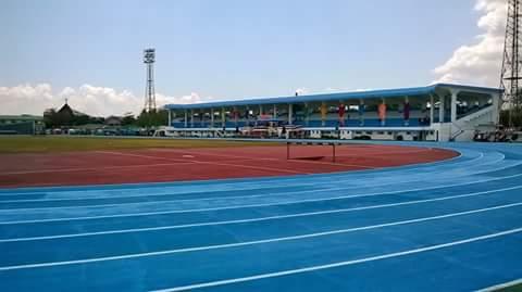 track ovals