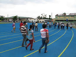 41) Ormoc Track Oval Track Ovals in the Philippines