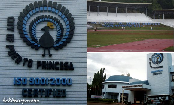 puerto-princessa Track Ovals in the Philippines