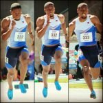 Eric Cray Cruises First 60m of Season runs Heats only 55