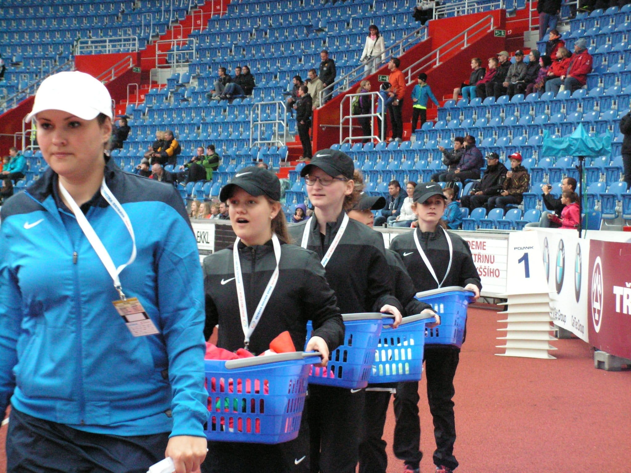03-The efficiency of the track league is seen in empowered and dynamic volunteers of the local Athletics clubs in Ostrava, Czech Republic.