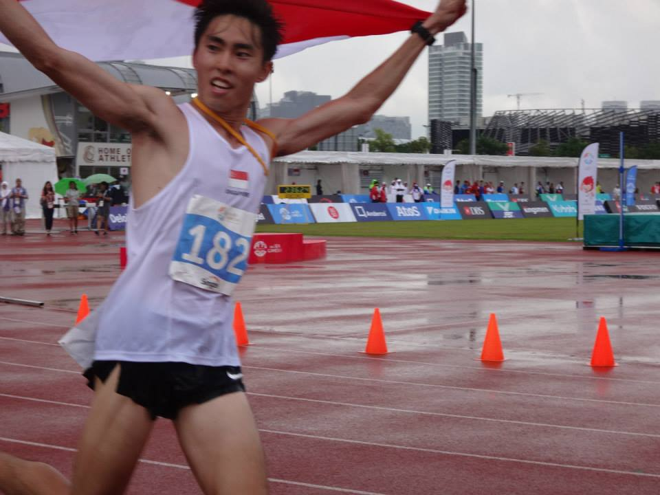 2017 SEA Games Athletics Comprehensive Results and Report 5