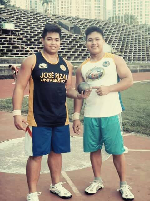 2015 Philippine National Games Finals John Albert Mantua
