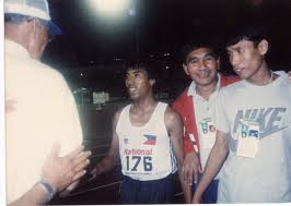 Hector Begeo Philippines Track and Field