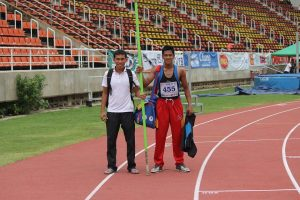 Aries Toledo from Tricycle Drive to SEA Games Iron Man 10