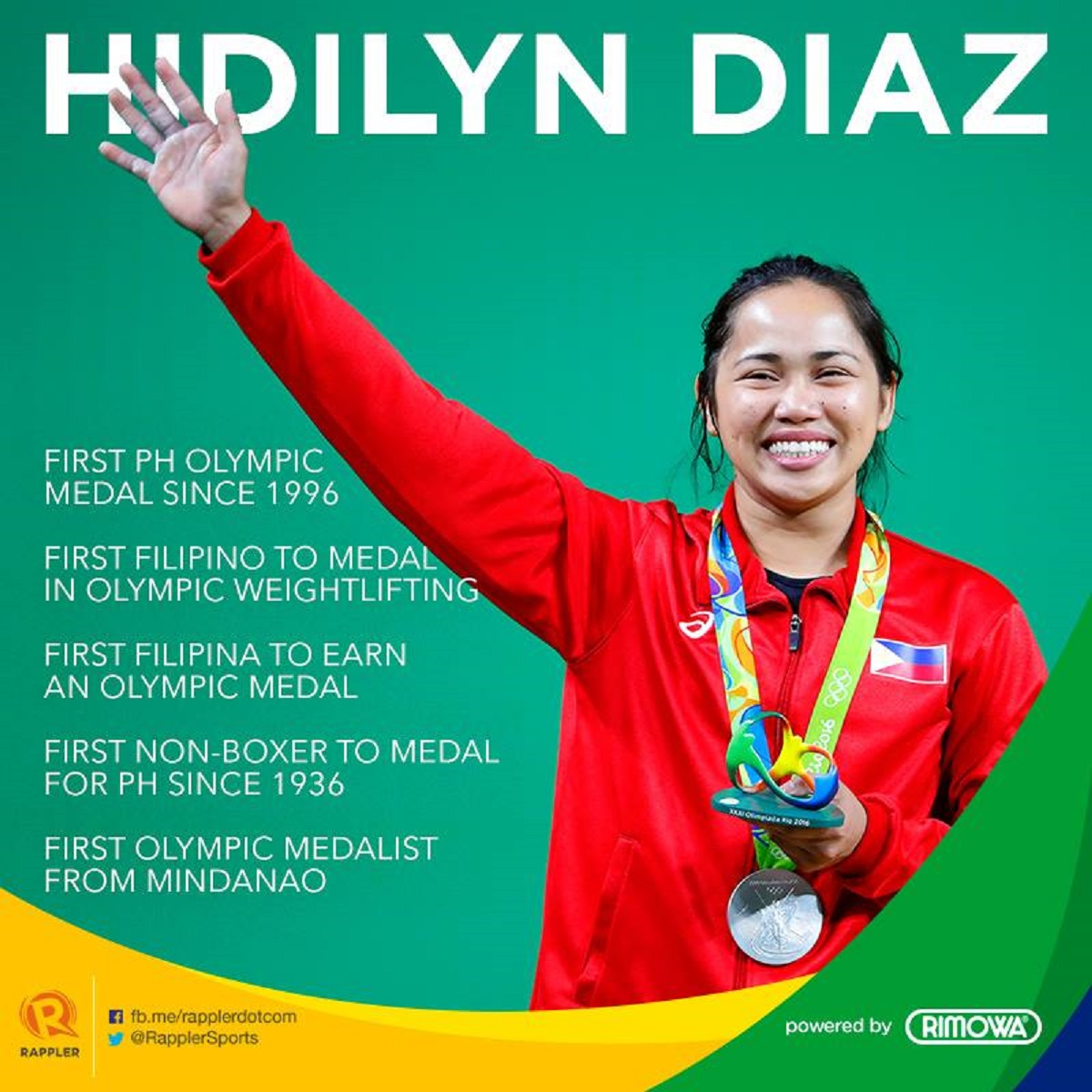 Hidilyn Diaz qualifiers for Tokyo but finishes 4th at Asian Games 23