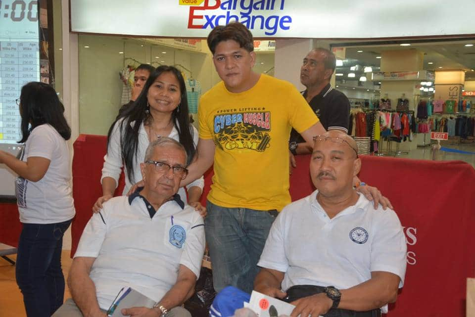 Powerlifting Philippines including Comprehensive Records #1 17