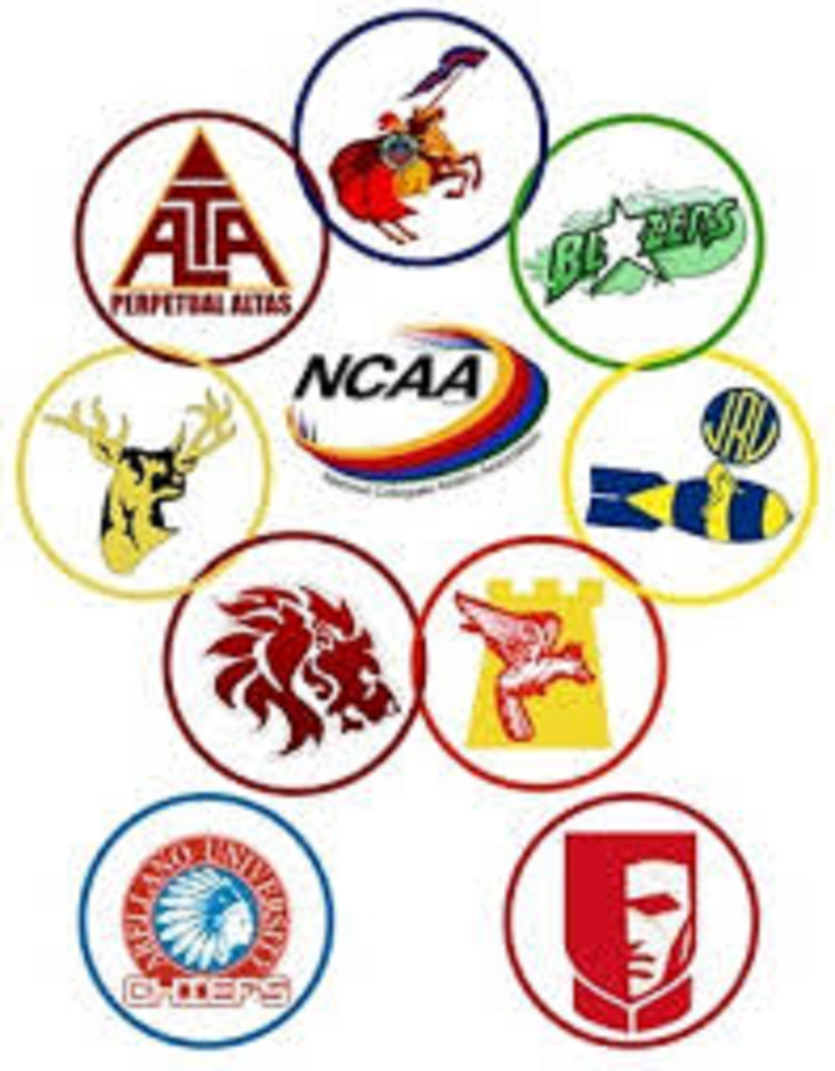 2017 Philippines NCAA Athletic Results 15