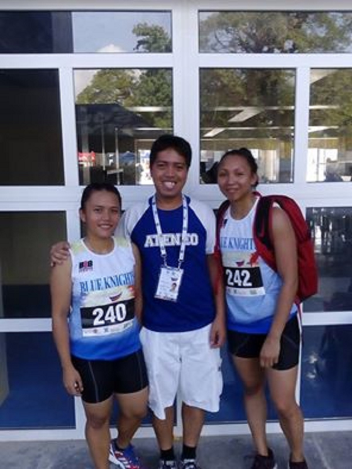2017 Philippines National Open Athletics 8