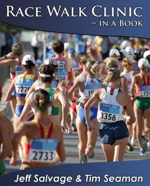 Race Walking Coaching Books x 3 Reviews 2