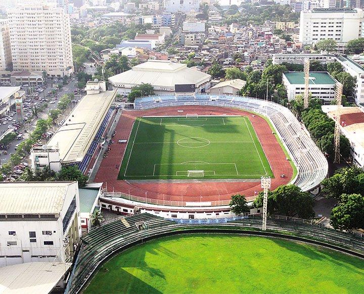 Rizal Memorial Sports Complex 11