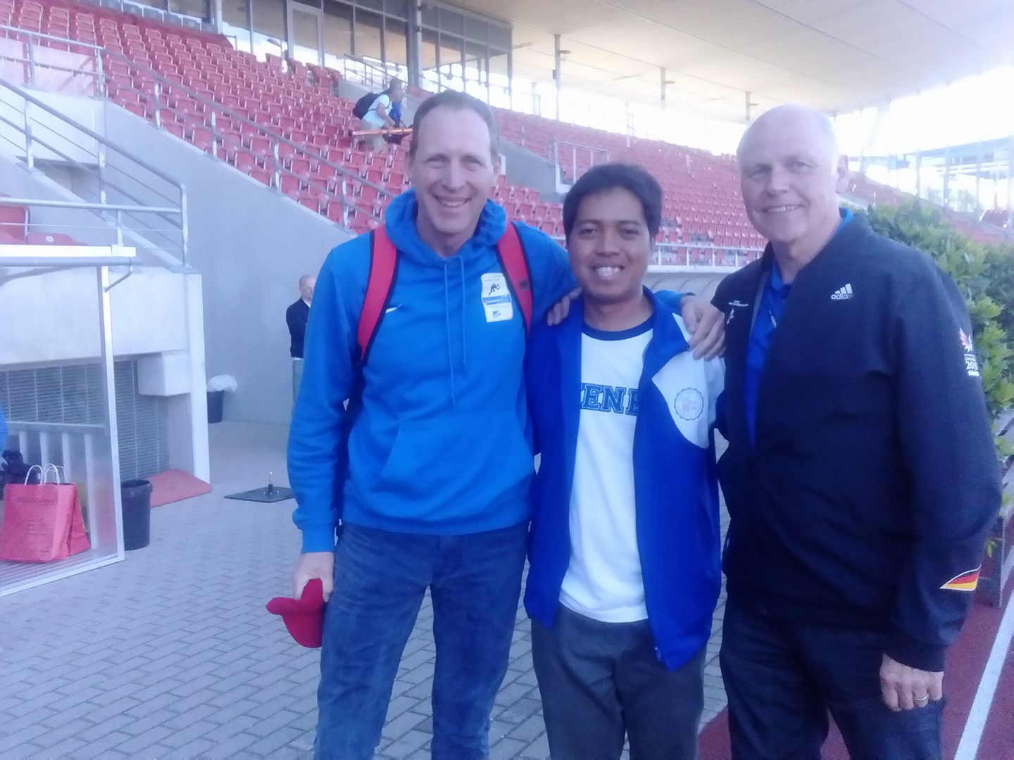 Athletics Grassroots Program in the Philippines 7