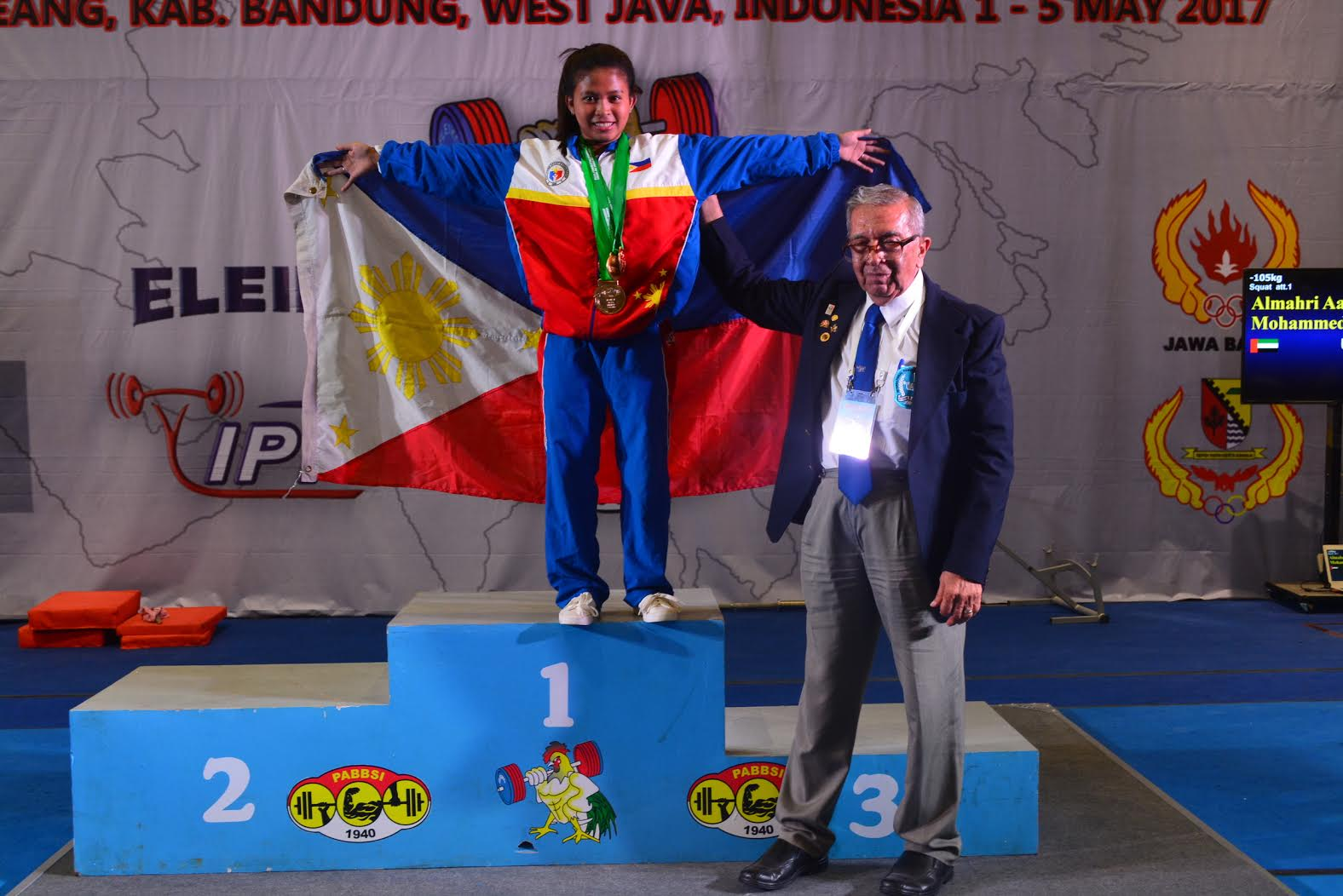 Powerlifting Philippines including Comprehensive Records #1 1