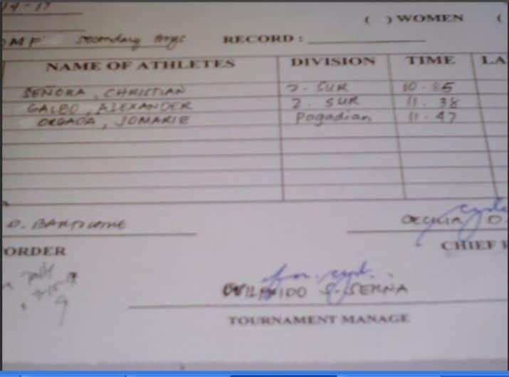 Zamboanga Del Sur Program Shocking Problems #1 3