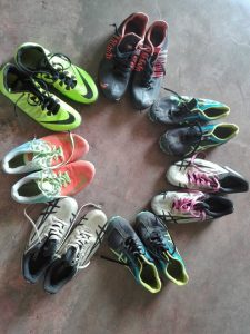 1000 Donated shoes for running 8
