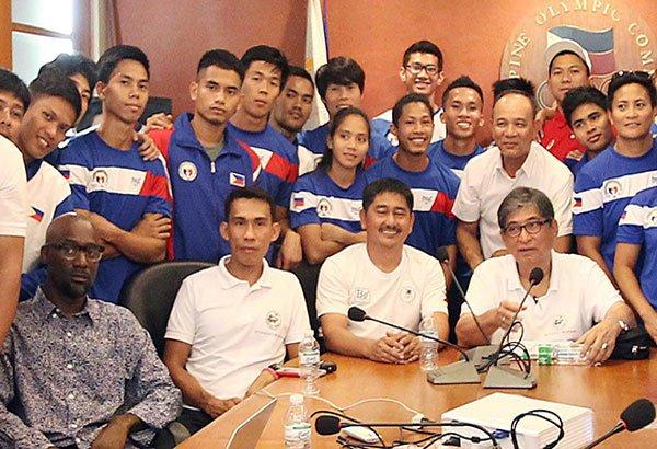 PATAFA President Juico Drops Tabal 8