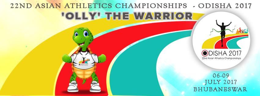 2017 Asian Athletics Championships 16