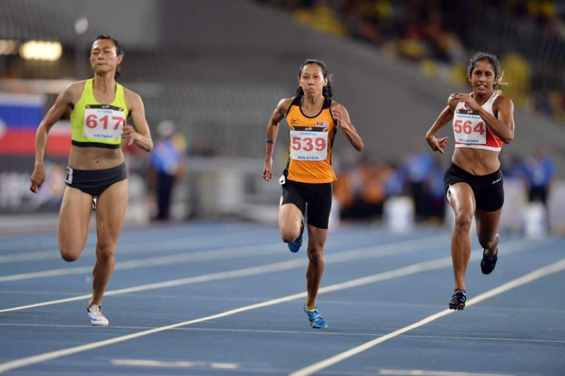 2017 SEA Games Athletics Comprehensive Results and Report 3