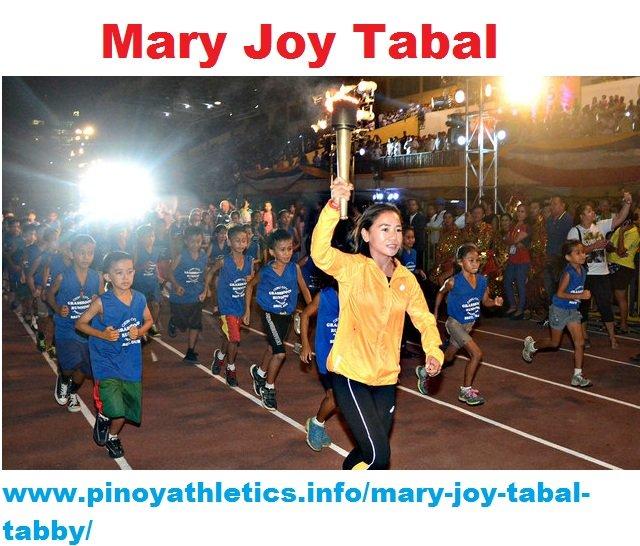 Mary Joy Tabal
