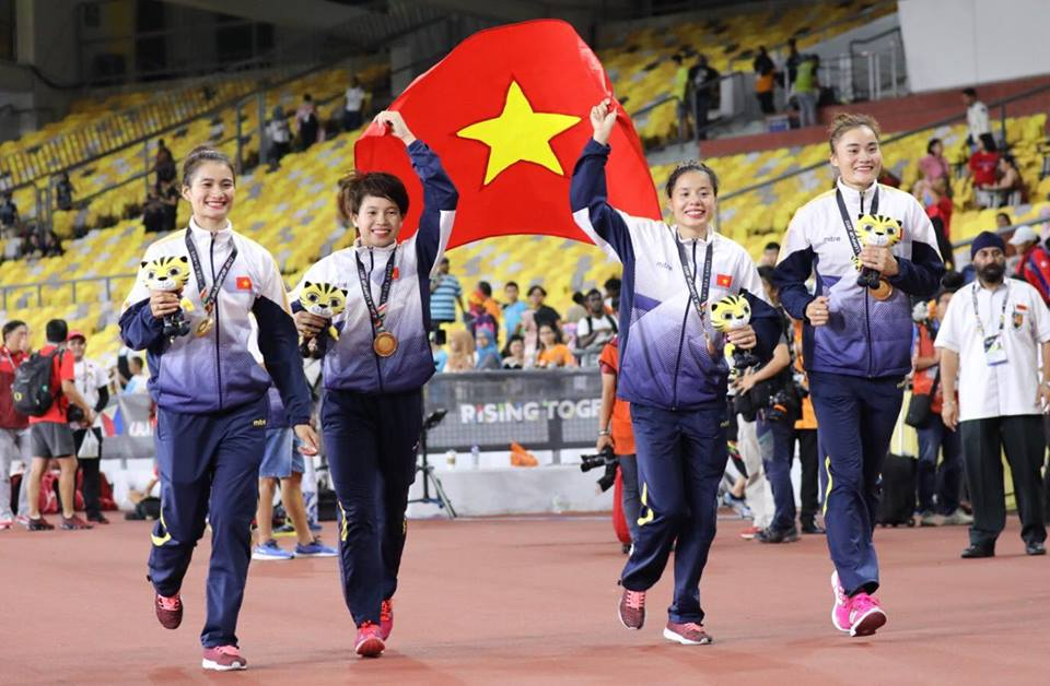 2017 SEA Games Athletics Comprehensive Results and Report 1