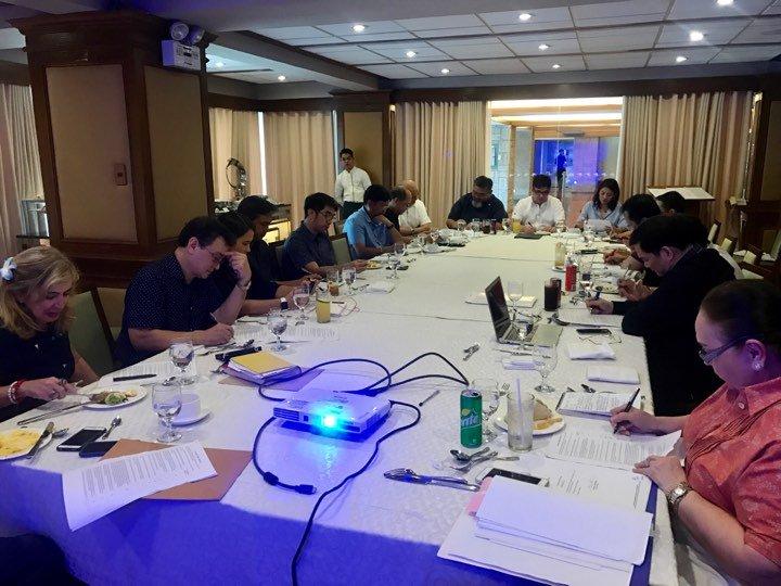 Philippine Sport Leaders Discuss Reforms