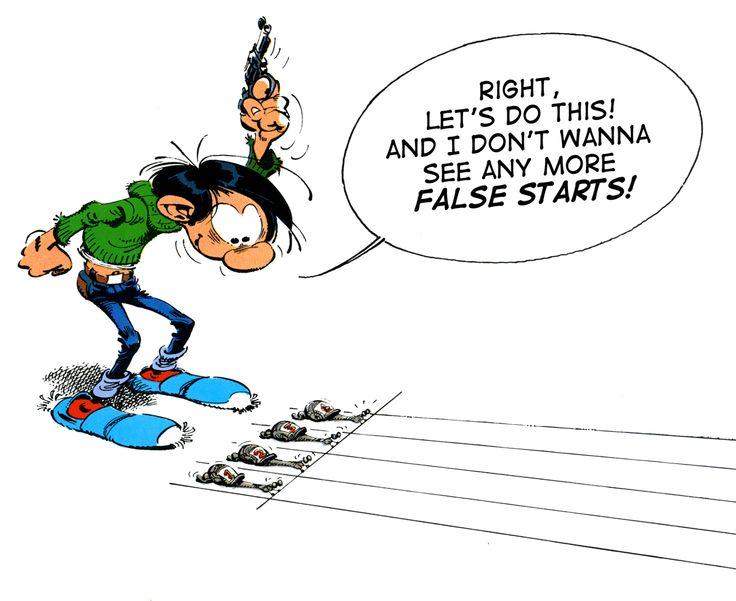 false start in athletics