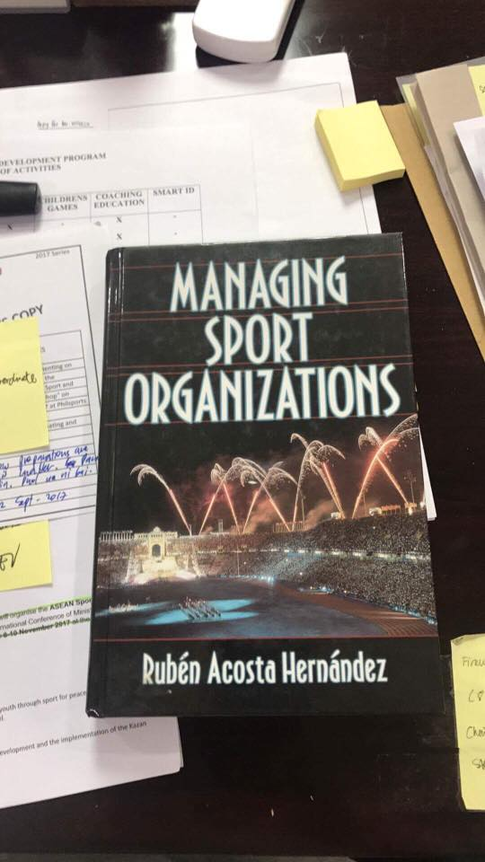 Managing Sports Organizations by Acosta