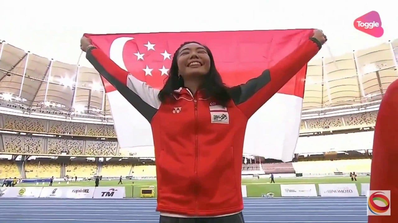 2018-2019 Singapore Athletics Open Comprehensive Results 14