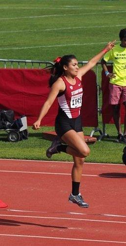 Marisa Kwiatkowski -12.92m National Record Triple Jump 2