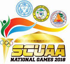 National SCUAA 2018