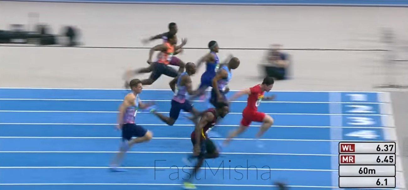 Su Bingtian China's Fastest Man Ever Speedy 9.91! 2