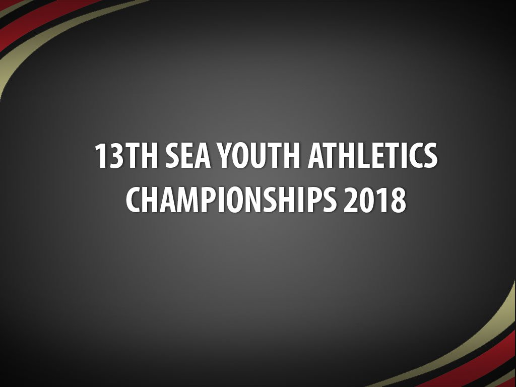 2018 SEA Youth Athletics Results 1