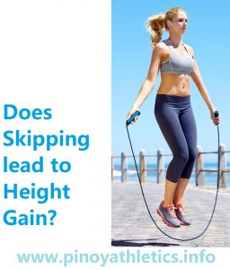 Does Jump rope make you taller
