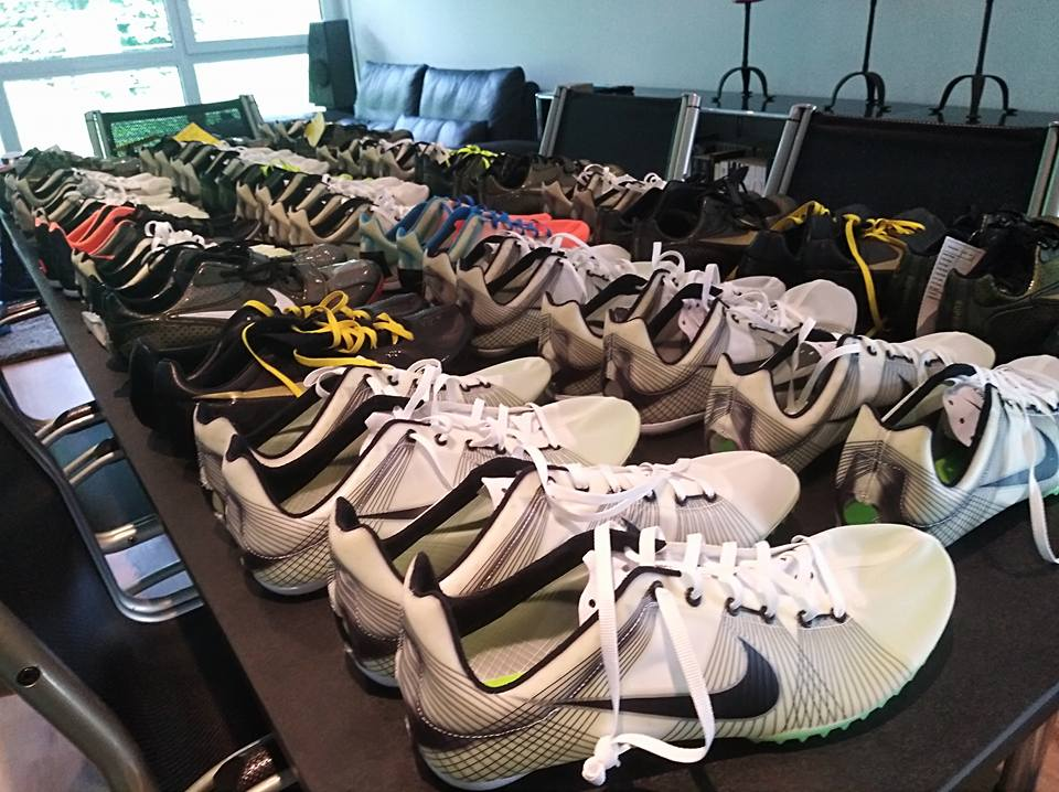 Shoe - Spikes Davao