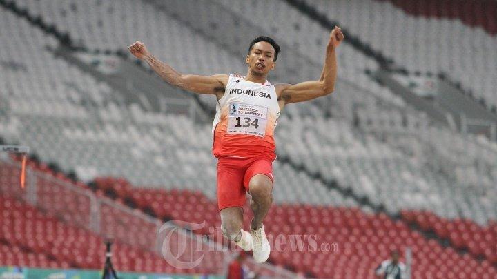 Sapwaturrahman Indonesian Long Jumper 69