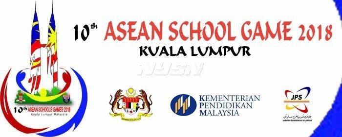2018 ASEAN School Games Athletics Results 19