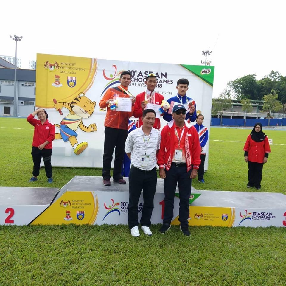 2018 ASEAN School Games Athletics Results 5