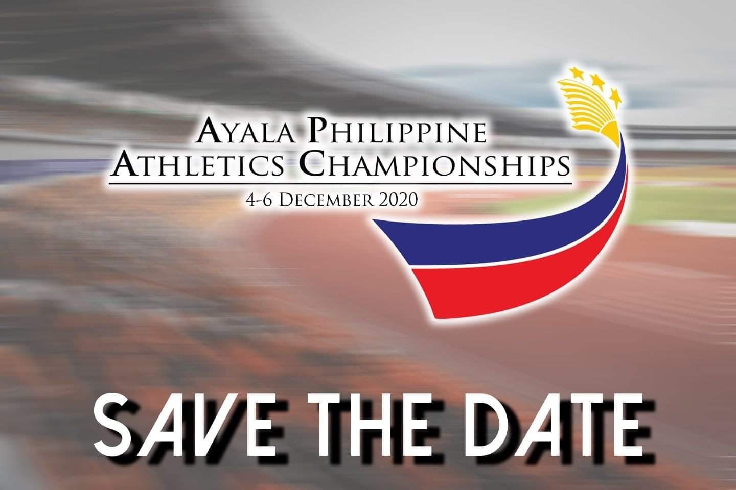 2020 Philippines Athletics Open canned? 7