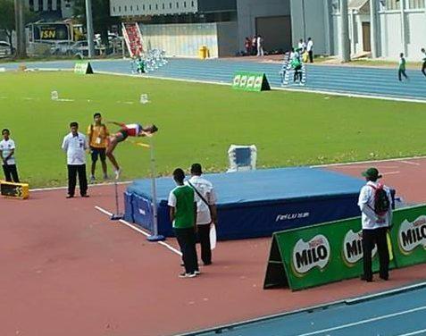 2018 ASEAN School Games Athletics Results 4