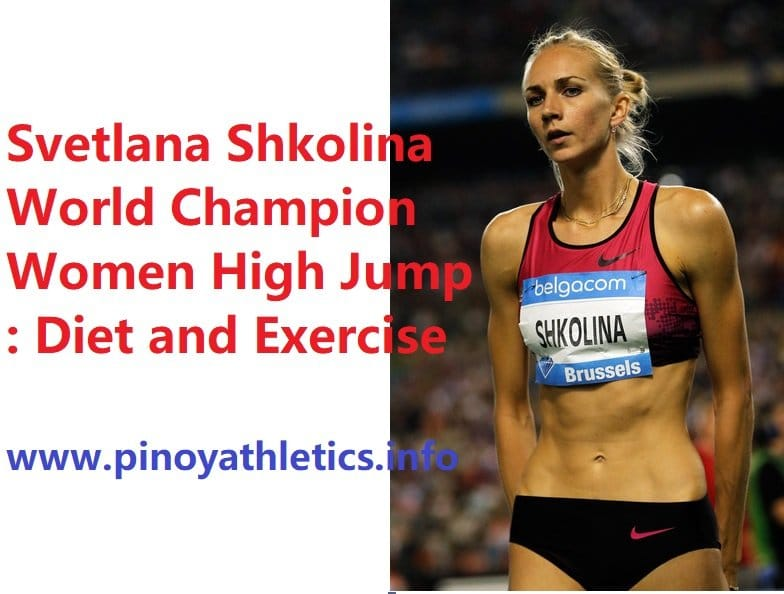 High Jump Exercises