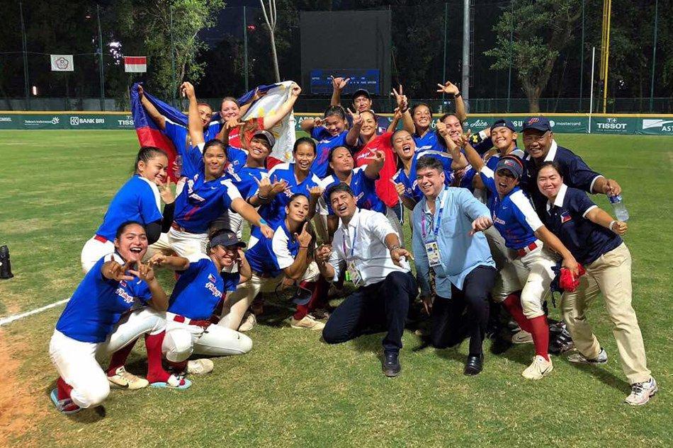 Baseball Training and News Baseball Philippines includes Softball 1